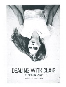 Dealing With Clair - Title Page
