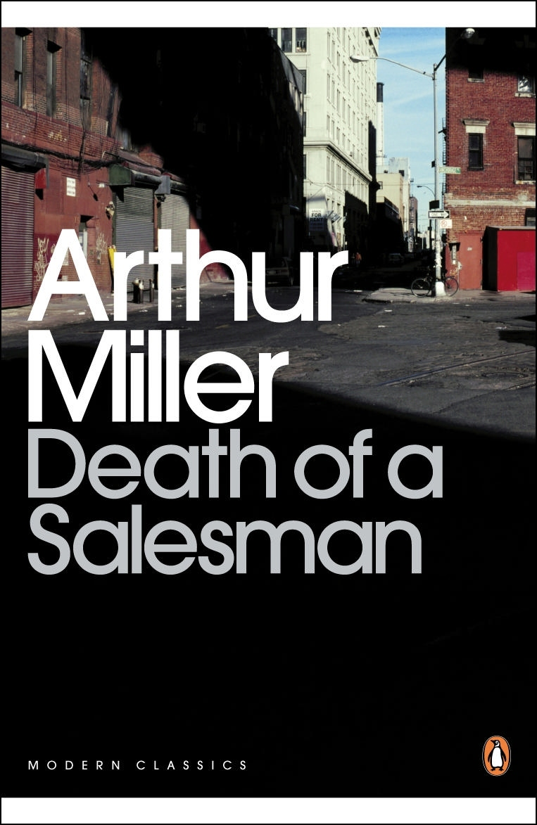 an analysis of the beginning in death of a salesman a play by arthur miller Death of a salesman the play death of a salesman written by arthur miller deals with the failure of the old salesman willy loman who, in his confusion, can't differ from dream and reality and mingles the present and the past in his thoughts.